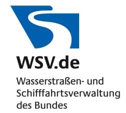 Logo Wasserstraßen- und Schifffahrtsamt Weser-Jade-Nordsee